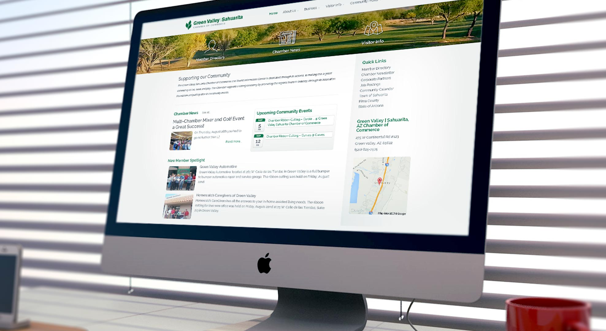 Green Valley Sahuarita Chamber of Commerce