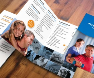 With a handful offices and clinics in Tucson and Dallas, this leading physical therapy business continues to grow. Through use of stock photography and written text, we collaborate with our client to develop brochures and other collateral materials to promote their services.
