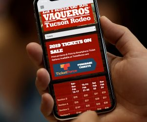 Tucson Rodeo website