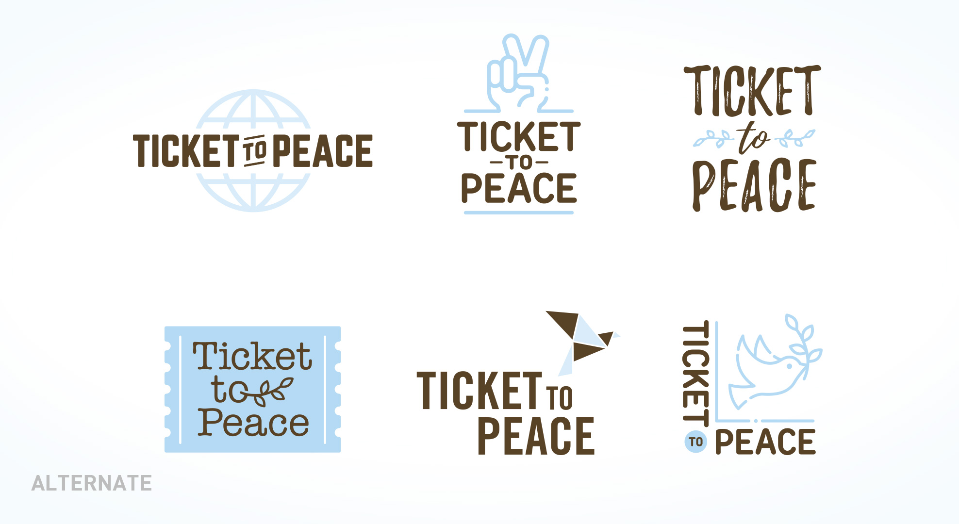 Ticket to Peace